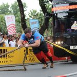 Sports on AMI go from soccer to strongman competition