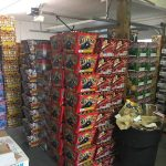 Pallets of fireworks found, removed at Cortez residence