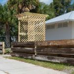 Anna Maria prototype for plank fencing approved