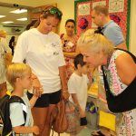 Students, parents, PTO begin 'exceptional' school year