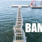 Anna Maria pier rammed by barge