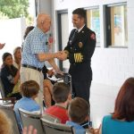From chief to chief … A change of command at West Manatee Fire Rescue District