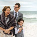 Islander reporter marries native islander in Holmes Beach