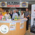 Island mayors unite to 'Feed the Hungry'