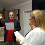 Anna Maria swears in 2 commissioners, 1 seat remains unfilled