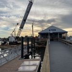 Contractor awaits parts for Bradenton Beach dock repairs