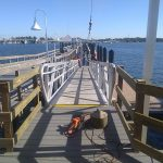 Bradenton Beach dock reopens, but some parts wait on deck