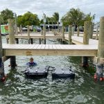 Business installs center's mini reefs in Bradenton Beach