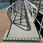 BB pier floating dock, gangway woes wear on for CRA