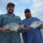 New year turns on typical winter action for AMI-area anglers