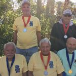 AMI horseshoers haul home medal, adults play on in football