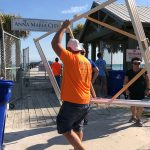Anna Maria pier work continues, celebration uncertain