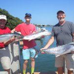 Inshore, offshore fishing opportunities roar in late March