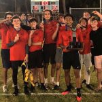 Games play on at center, soccer champs named, awarded