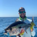 April brings good inshore, offshore action to hungry fishers