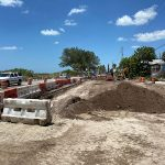County eyes August deadline to wrap up Gulf Drive work