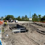 Work on Cortez Road-119th St. pushes into December