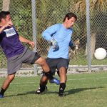 Adult soccer returns to center pitch, horseshoes at AM pits
