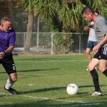 Adult soccer rolls into 2nd season at center