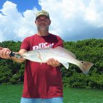 Bountiful mangrove snapper, variety of fish keep anglers busy