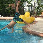 Top Notch Week 1: Pool fun