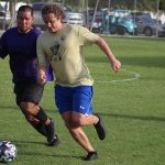Adult soccer picks up, youth soccer on tap at center pitch