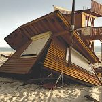 Tornado tears path through Coquina Beach
