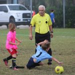 Soccer, football on tap at center, horseshoes in AM, golf at KRC