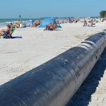 Thanksgiving sand: Renourishment nears completion at Longboat Pass