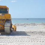 Renourishment provides beach buffer for Eta, future storms