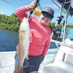 No tricks, only treats for anglers inshore, offshore