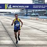 Runner impresses in return to racing, Eta delays some sports