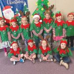 School for Constructive Play kids get crafty for Christmas