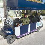 Bradenton Beach reviews parking shuttle in 2nd month