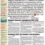 The Islander Newspaper E-Edition: Wednesday, Jan. 06, 2021
