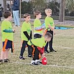 Center sports comeback: Adults, kids tackle football, more